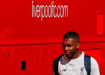 Soccer Football – Champions League – Liverpool depart from Madrid after winning the Champions League Final – Madrid, Spain – June 2, 2019 Liverpool's Daniel Sturridge departs from Madrid after winning the Champions League Final REUTERS/Juan Medina