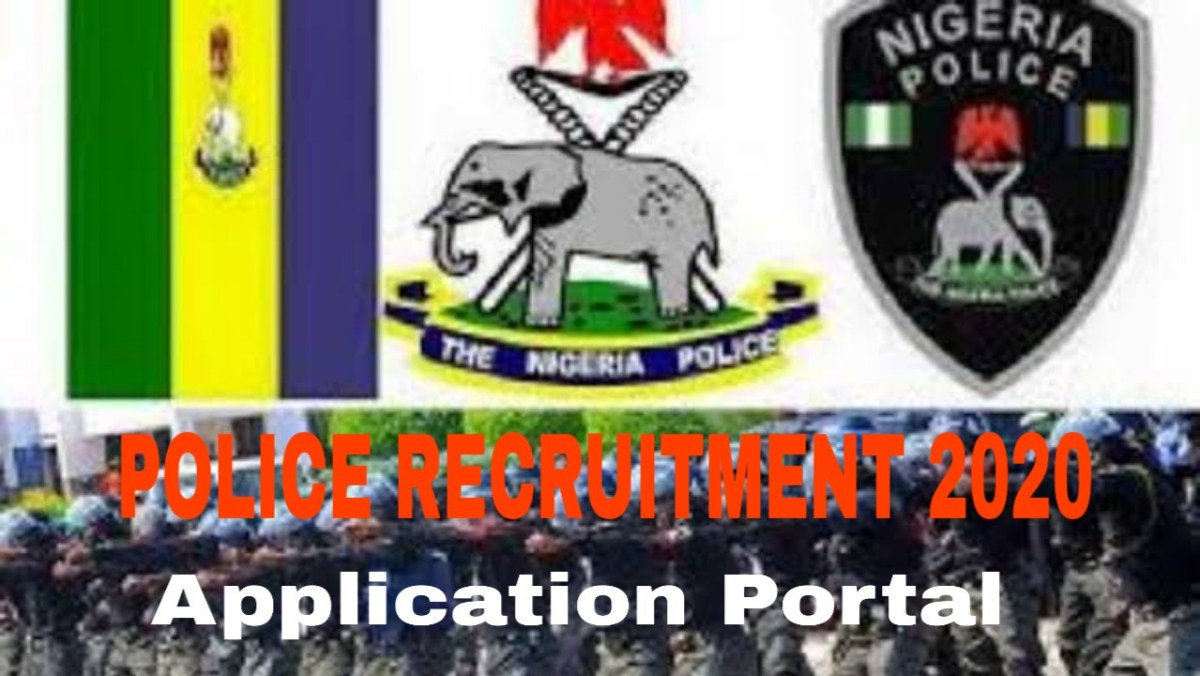 Nigeria Police Application Portal 2020