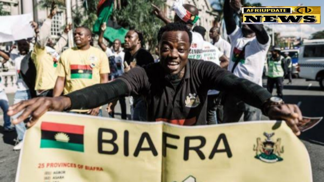 Latest Biafra News Update Today