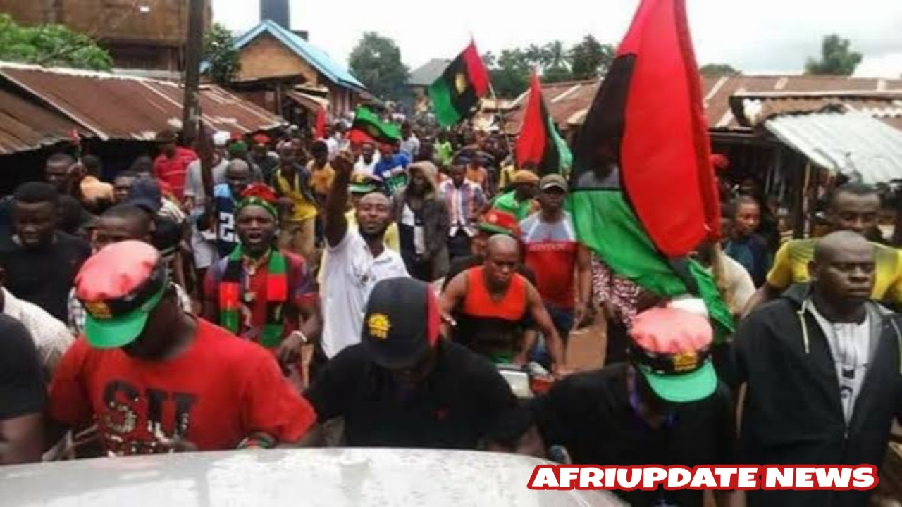 Latest Biafra News Update For Today Friday Oct. 23, 2020