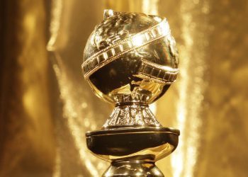 """THE GOLDEN GLOBE AWARDS — Pictured: """"The Golden Globe Awards"""" Statuette — (Photo by: Chris Haston/NBC)"""