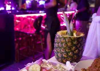 Lagos Restaurant and Lounge. Photo provided by Beatrice Porbeni