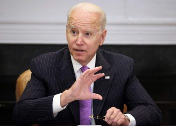 President Joe Biden (Photo by Kevin Dietsch / GETTY IMAGES NORTH AMERICA / Getty Images via AFP)