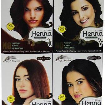 PCC Herbal Henna