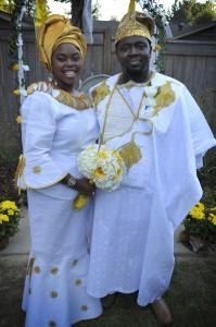 afrobella bride, african wedding, african american wedding