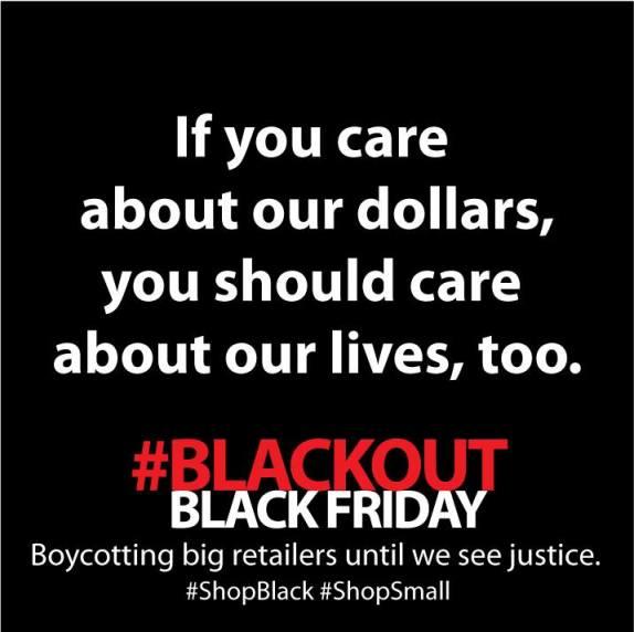 Image via BlackoutFriday.org