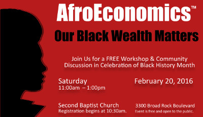 AfroEconomics™ : Black History Month