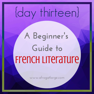 French literature recommendations