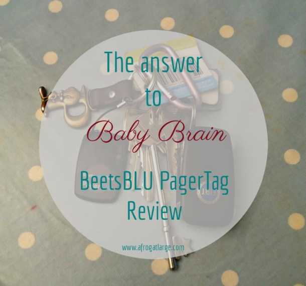 BeetsBLU pagertag review