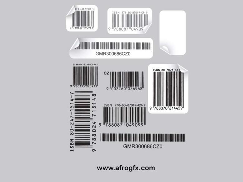 Bar Code Free Vector