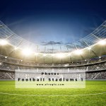 Football Stadiums 1 Stock Photo