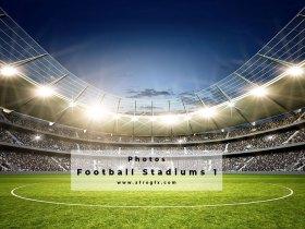 Football Stadiums 1 Stock Photo