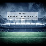 Football Stadiums 10 Stock Photo