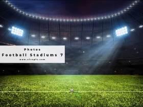 Football Stadiums 7 Stock Photo