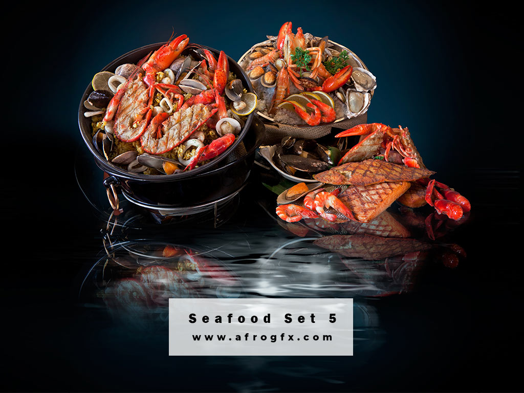 Delicious Seafood Set 5