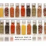 Stock Photo - Spices 4 Stock Photo