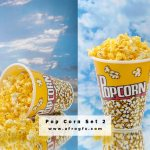 Pop Corn stock set 2