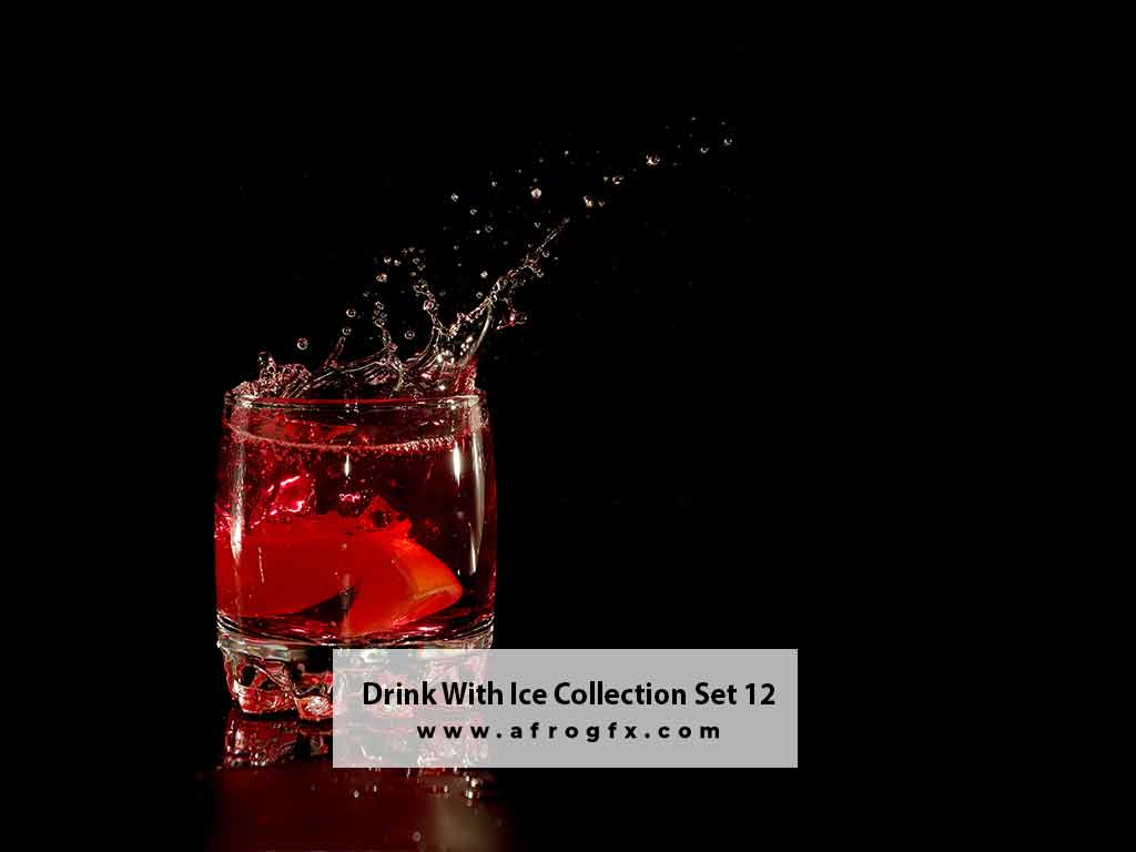 Drink With Ice Collection Set 12