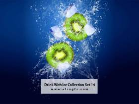 Drink With Ice Collection Set 14