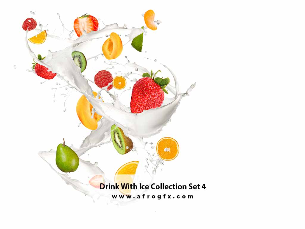 Drink With Ice Collection Set 4