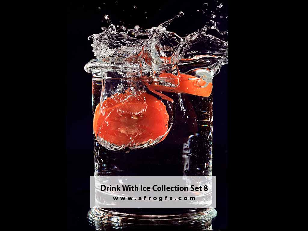 Drink With Ice Collection Set 8