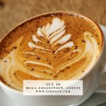 Mega Collection. Coffee #16 - Stock Photo