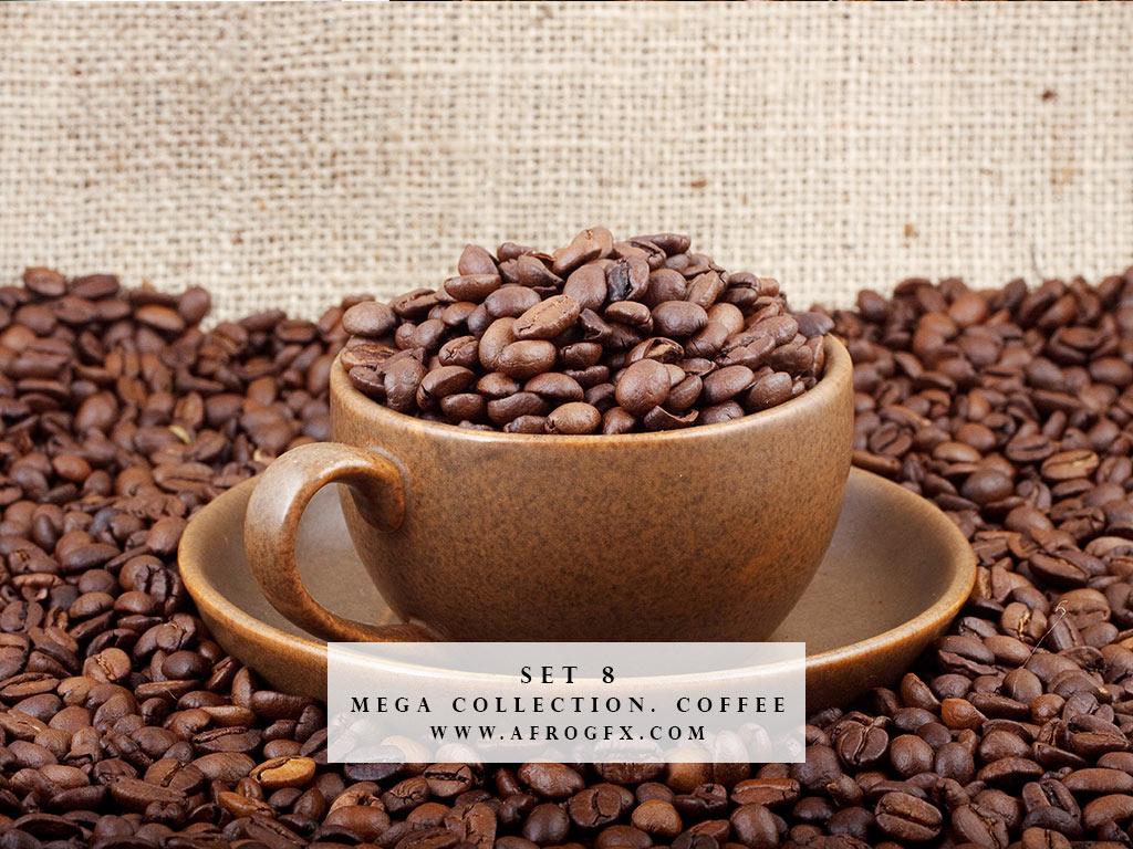 Mega Collection. Coffee #8