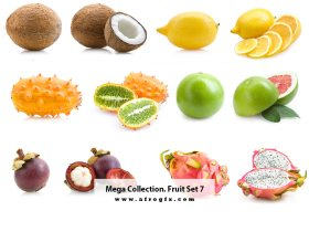 Mega Collection. Fruit #7