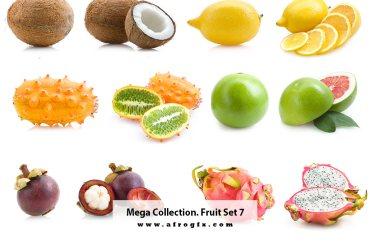 Mega Collection. Fruit #7