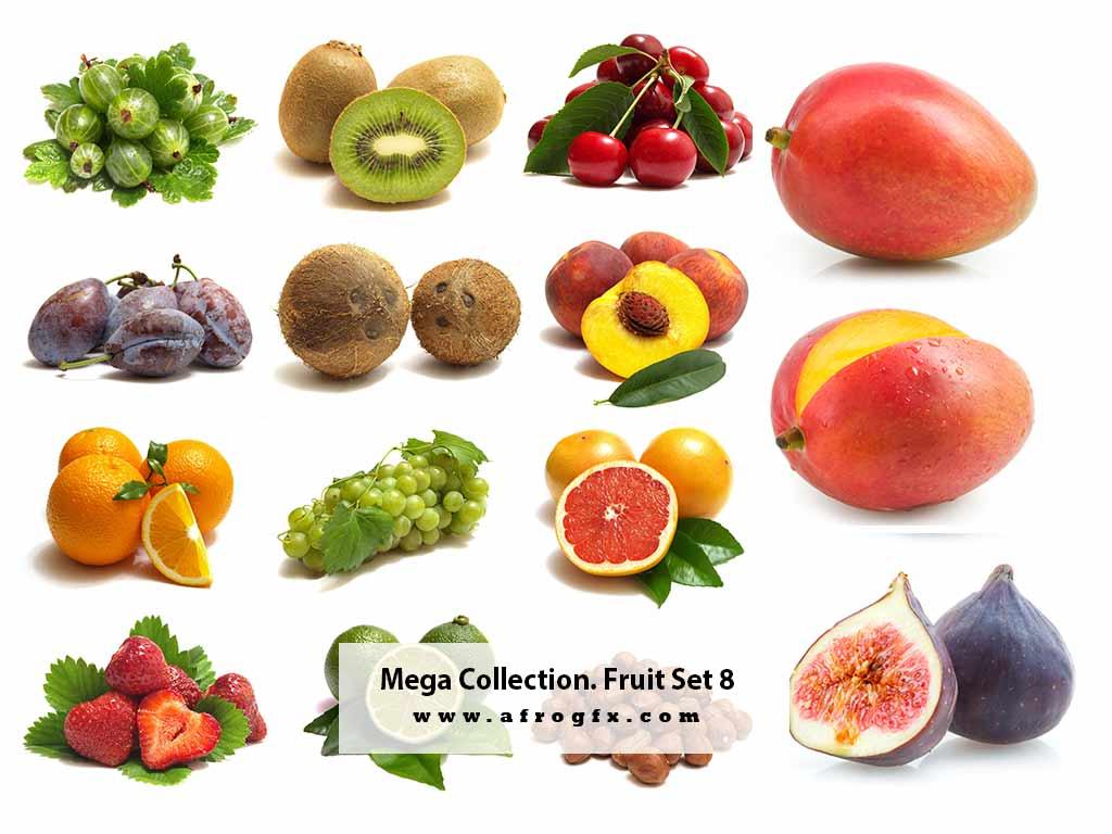 Mega Collection. Fruit #8