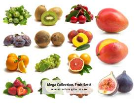 Mega Collection. Fruit #8