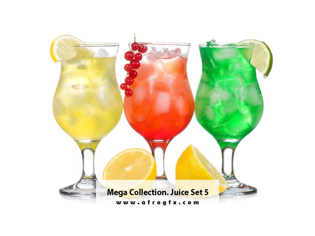 Mega Collection Juice #5 Stock Photo