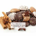 Chocolate Collection Set 7 Stock Photo