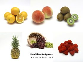 Fruit White Background Images, Stock Photos 3