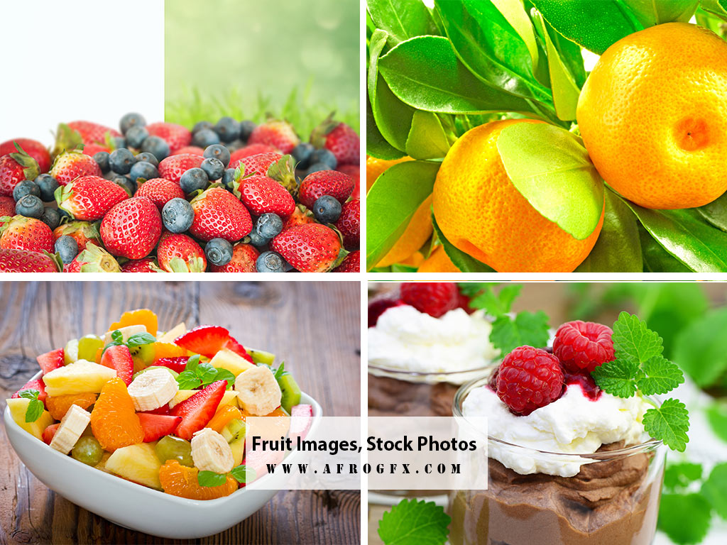 Fruit Images, Stock Photos