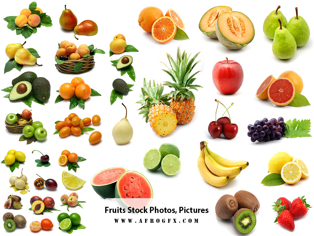 Fruits Stock Photos, Pictures