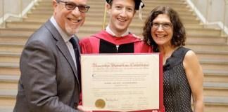 Mark Zuckerberg's Graduation Speech