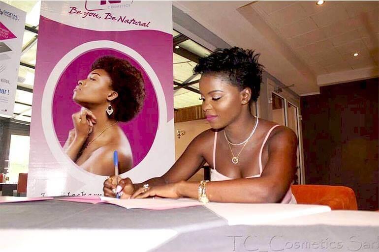 Daphne Njie-TC Cosmetics Sarl