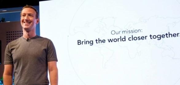zuckerberg updates facebook's mission statement