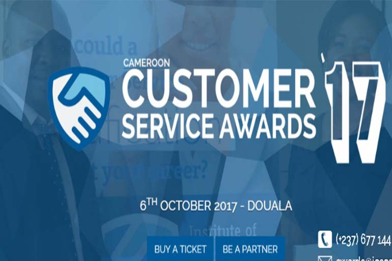 ICS Cameroon Launches Customer Service Awards 2017