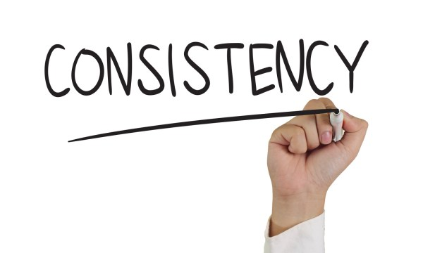 Consistency is key in marketing automation