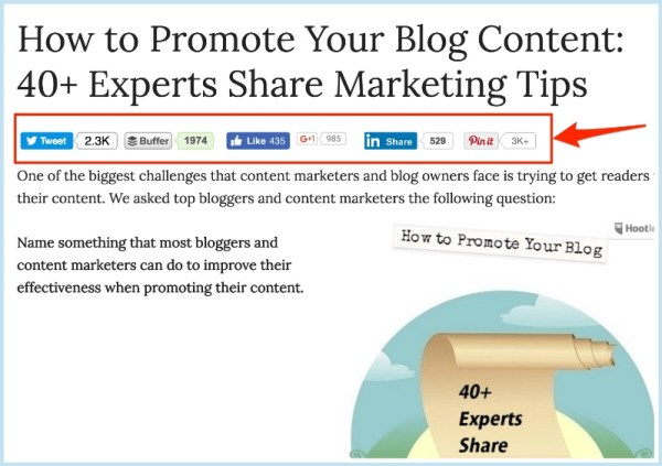 Contribute expert content on blogs to build a strong digital strategy