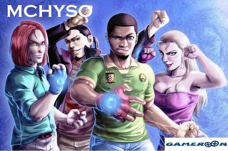 Cameroon-based Afrocentric Startup Develops New Video Game Concept