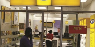 The Hustler's Digest - MTN: From a Telco to a Banker