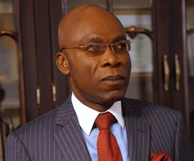 Leo-Stan-Ekeh, Chairman of Zinox Group