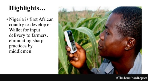 Agric-corruption in Africa and the E-wallet System.