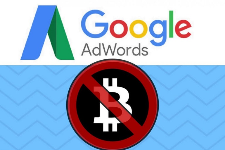 Google bans cryptos and ico ads
