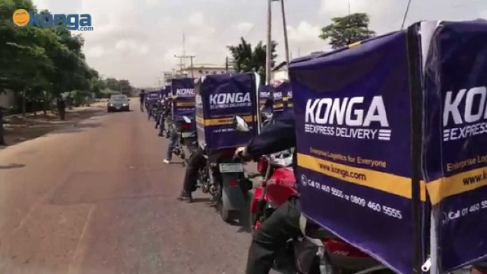 Olusiji Ijogun is the new man at the helm of Konga