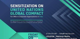 UNGC Opens Network Portal To Silicon Mountain Entrepreneurs