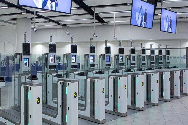 Biometric e-Gates at Ghana's Airport; An Emulative Innovation